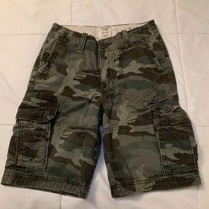 Abercrombie Kids Camo Shorts